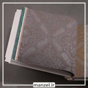کاغذ دیواری طرح کلاسیک Elements کد 61605