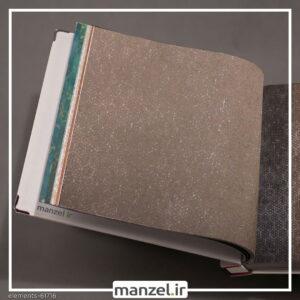 کاغذ دیواری طرح اشکال هندسی Elements کد 61716