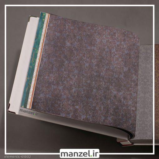 کاغذ دیواری طرح کلاسیک Elements کد 61802