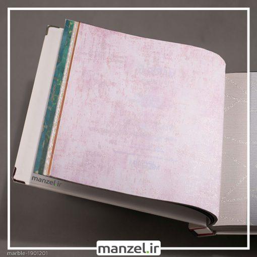 کاغذ دیواری طرح پتینه Marble کد 1901201