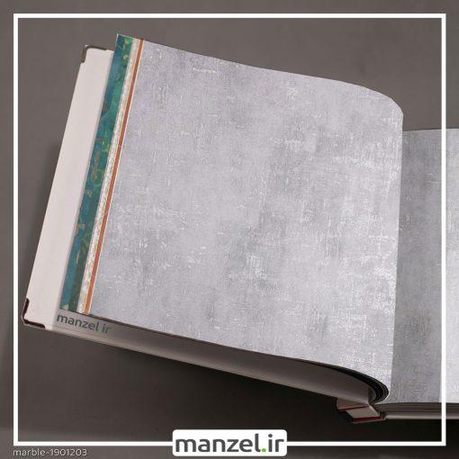 کاغذ دیواری طرح پتینه Marble کد 1901203