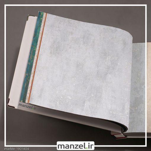 کاغذ دیواری طرح پتینه Marble کد 1901404