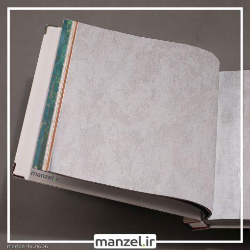 کاغذ دیواری طرح پتینه Marble کد 1901606