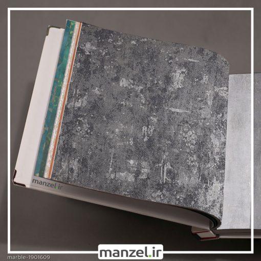 کاغذ دیواری طرح پتینه Marble کد 1901609