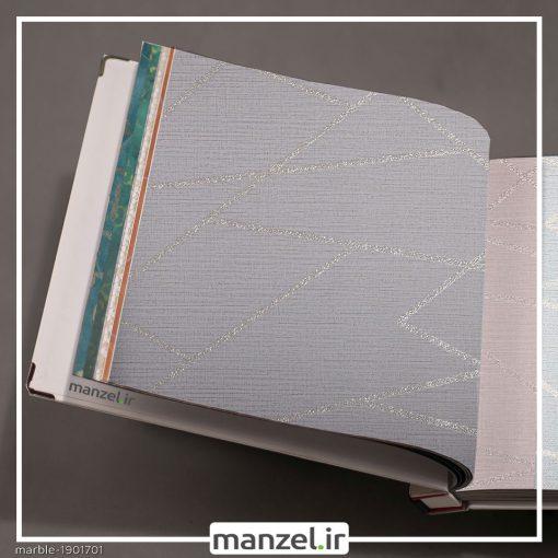 کاغذ دیواری طرح مدرن Marble کد 1901701