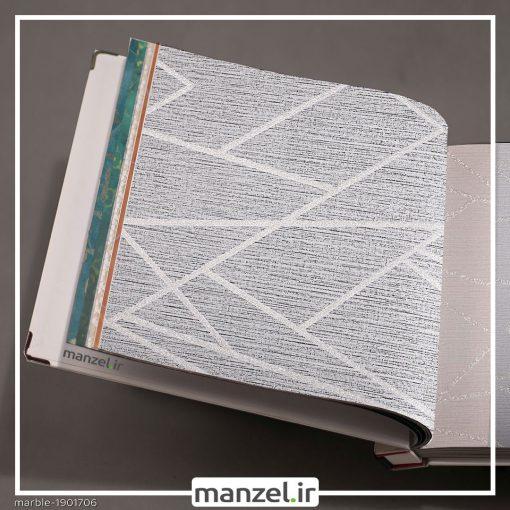 کاغذ دیواری طرح مدرن Marble کد 1901706