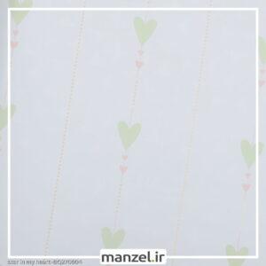 کاغذ دیواری طرح قلب کد bq270604