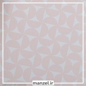 کاغذ دیواری طرح اشکال هندسی کد bq270703