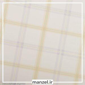 کاغذ دیواری طرح چهارخانه کد bq271105