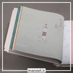 کاغذ دیواری طرح فانوس دریایی کد bq271203