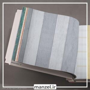 کاغذ دیواری طرح چوب کد bq271302