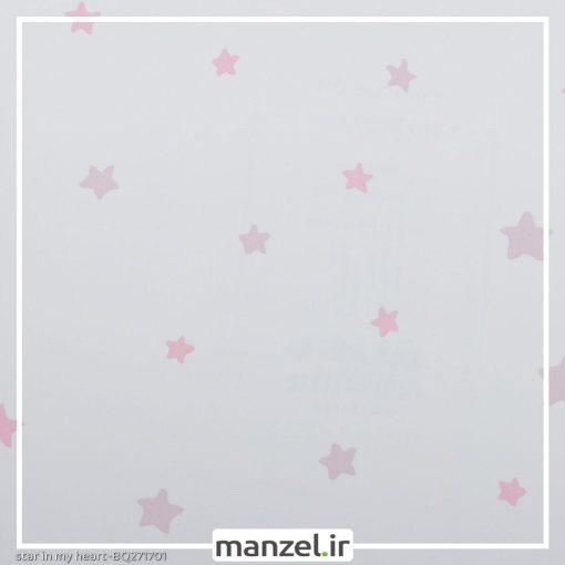 کاغذ دیواری طرح ستاره کد bq271701