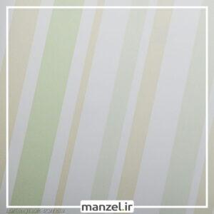 کاغذ دیواری طرح راه راه کد bq271802
