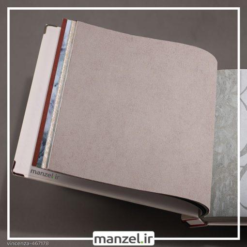 کاغذ دیواری طرح پتینه vincenza کد 467178
