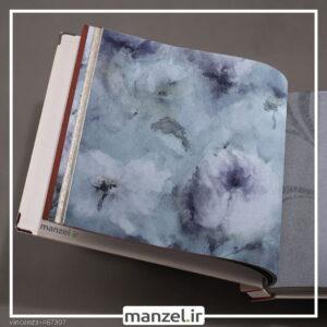 کاغذ دیواری طرح گل vincenza کد 467307