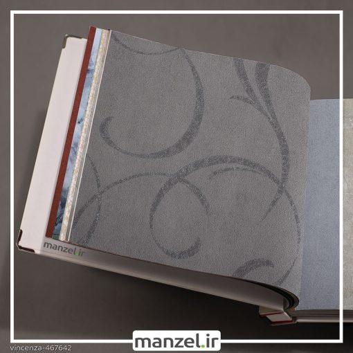 کاغذ دیواری طرح اشکال هندسی vincenza کد 467642
