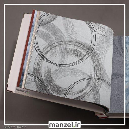 کاغذ دیواری طرح اشکال هندسی vincenza کد 467758