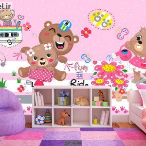 پوستر دیواری اتاق کودک DP-4790