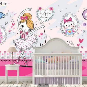 پوستر دیواری اتاق کودک DP-4795