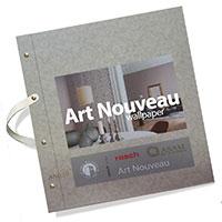 آلبوم کاغذ دیواری Art nouveau