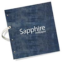 آلبوم کاغذ دیواری Sapphire