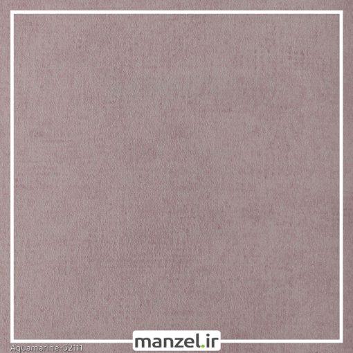 کاغذ دیواری طرح ساده Aquamarine کد 52111