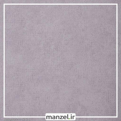 کاغذ دیواری ساده Aquamarine کد 52124