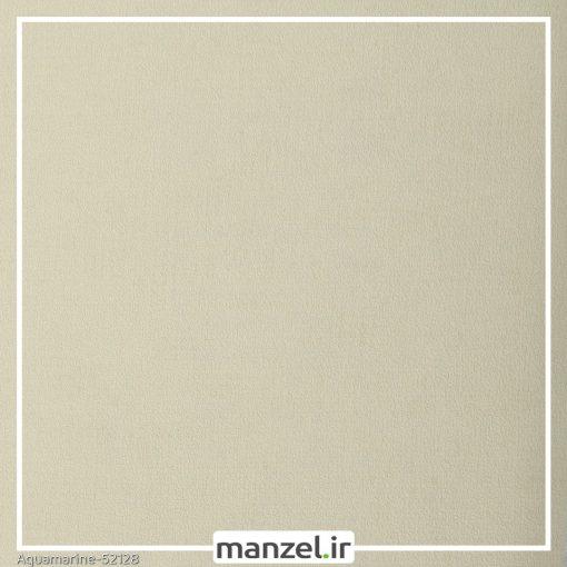 کاغذ دیواری ساده Aquamarine کد 52128