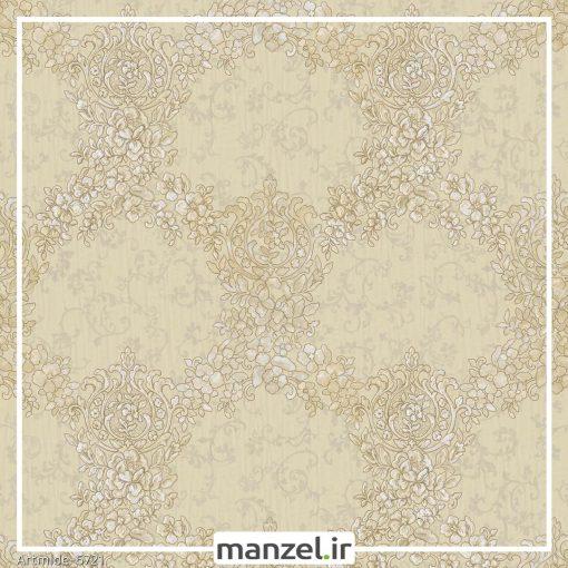 کاغذ دیواری گلدار artmide کد 6721