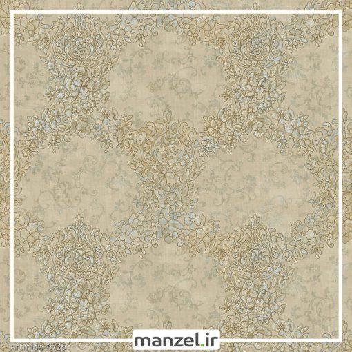 کاغذ دیواری گلدار artmide کد 6726