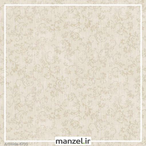 کاغذ دیواری گلدار artmide کد 6730