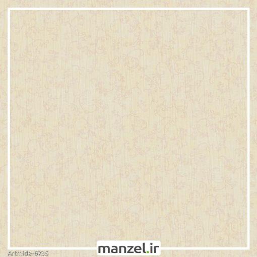 کاغذ دیواری گلدار artmide کد 6735