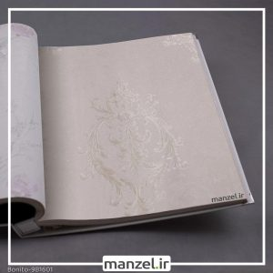 کاغذ دیواری داماسک Bonito کد 981601