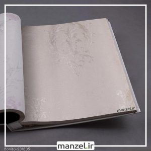 کاغذ دیواری داماسک Bonito کد 981605
