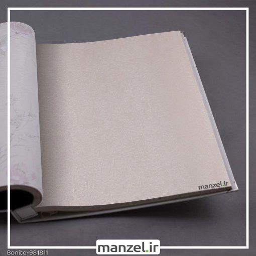 کاغذ دیواری ساده Bonito کد 981811