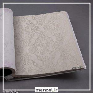 کاغذ دیواری گلدار Bonito کد 981902