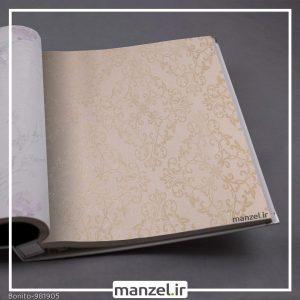 کاغذ دیواری گلدار Bonito کد 981905