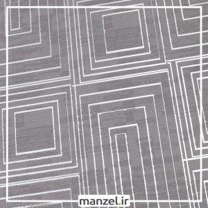 کاغذ دیواری اشکال هندسی Chrome کد 190311009