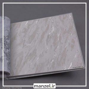 کاغذ دیواری سنگ Chrome کد 190311036
