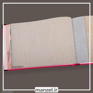 کاغذ دیواری مدرن red کد 51031