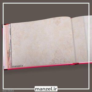 کاغذ دیواری داماسک red کد 51053