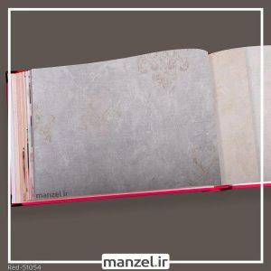 کاغذ دیواری داماسک red کد 51054