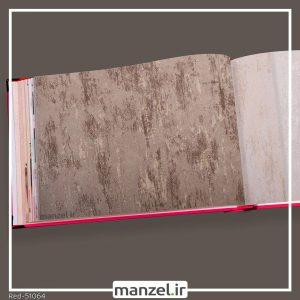 کاغذ دیواری پتینه red کد 51064
