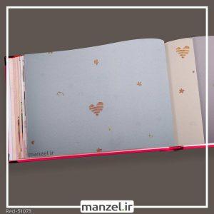 کاغذ دیواری فانتزی red کد 51073