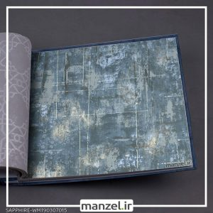کاغذ دیواری اشکال هندسی Sapphire کد WM190307015