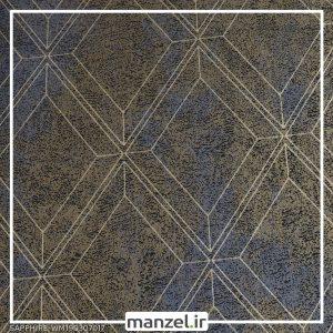 کاغذ دیواری اشکال هندسی Sapphire کد WM190307017
