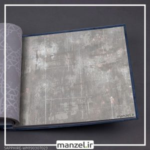 کاغذ دیواری اشکال هندسی Sapphire کد WM190307023