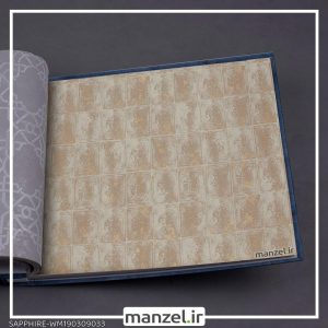 کاغذ دیواری اشکال هندسی Sapphire کد WM190309033