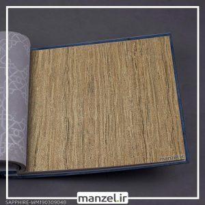 کاغذ دیواری راه راه Sapphire کد WM190309048