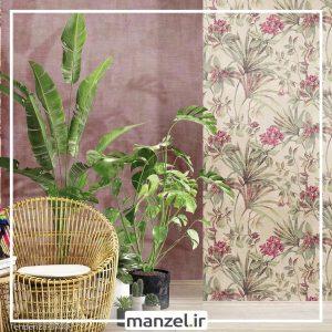 کاغذ دیواری گلدار Tendenza کد 3708